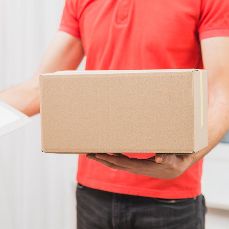 Distribuição porta a porta de pequenos volumes