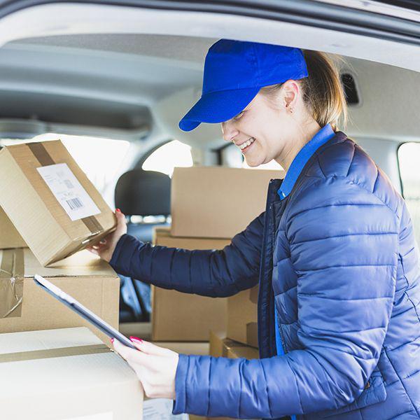 Empresa de entrega encomendas porta a porta