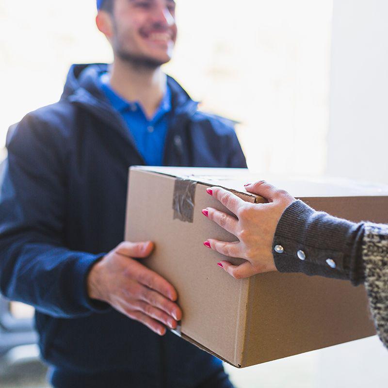 Empresa de entrega porta a porta valor