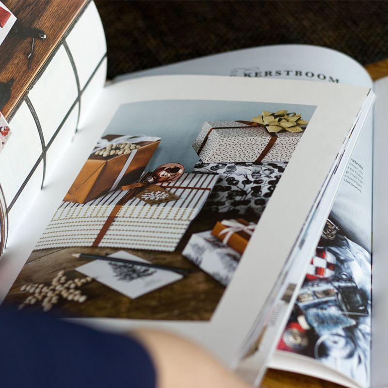 Entrega de revistas a domicilio