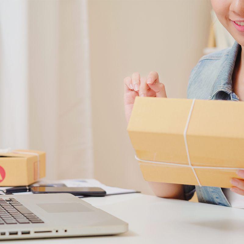 Fazer cotação de frete correios