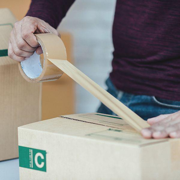 Manuseio de produtos logistica valor