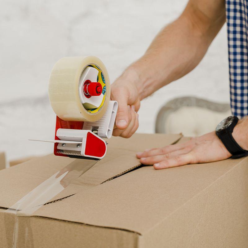 Montagem de kits logistica