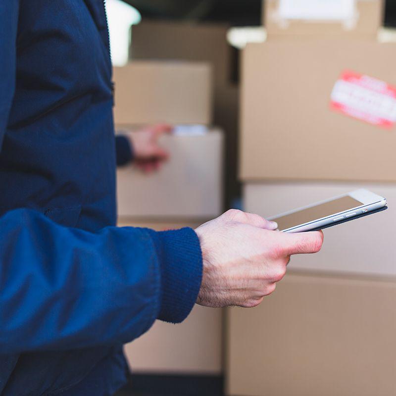 Orçar distribuição porta a porta