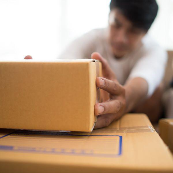 Orçar distribuição porta a porta de pequenos volumes