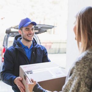Empresa de entrega encomendas porta a porta valor
