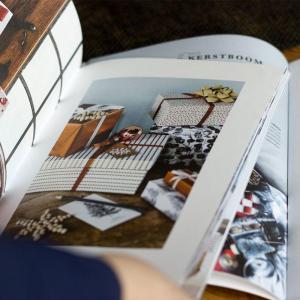 Empresa de entrega de revistas